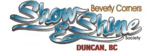 Beverly Corners Show & Shine Society